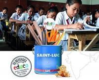 Saint-Luc récolte 24.000 € lors d'une opération caritative pour Educo