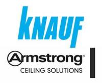 Le groupe Knauf fait l'acquisition d'Armstrong Ceiling Solutions