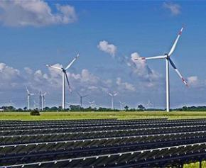 EDF passe le cap des 2 GW en éolien et solaire installés en France
