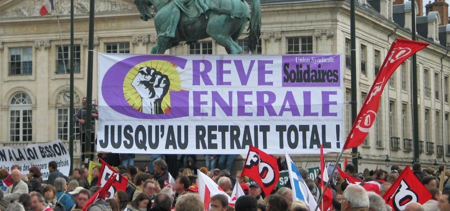"""Les revendications des syndicats """"réformistes"""" pour sortir du conflit de la réforme des retraites"""