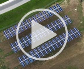 La R&D d'EDF évalue la synergie entre l'agriculture et le photovoltaïque