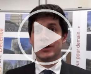Beauvais : Julien Denormandie annonce 200 millions d'euros pour la rénovation urbaine