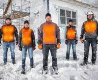 Blousons chauffants Milwaukee pour lutter contre le froid