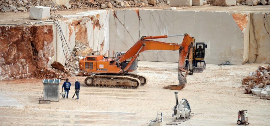 Début d'hiver compliqué pour les matériaux de construction
