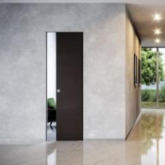 Contre-châssis pré-assemblé pour l'intérieur qui se fond parfaitement avec le mur
