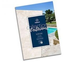 Le catalogue Collections d'extérieurs 2020 Bradstone Carré d'Arc vient de paraître