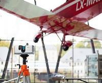 Artec 3D lance l'application Artec Remote pour le scan laser longue distance avec Artec Ray