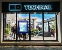 Inauguration d'un nouveau point de vente et showroom maisons de lumière by Technal à Bordeaux
