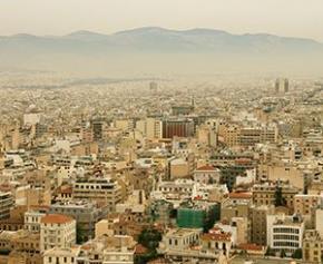 Mise en garde en Grèce contre le chauffage au bois, à l'origine de pollution à...