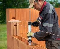 FIX'BRIC de bio'bric, la colle prête à l'emploi pour brique bgv20 en maison individuelle