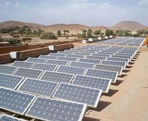 Tunis attribue la construction de cinq centrales photovoltaïques
