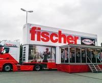 Le camion fischer Tour Truck reprend la route
