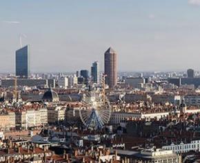 Le marché de l'immobilier de bureau à Lyon au niveau de Milan et Barcelone