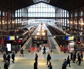 Municipales à Paris : Griveaux et Villani s'affrontent sur l'avenir des gares du...