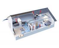 VITAL'AIR QAI : la 1ère VMC Double Flux avec module de détection des polluants et filtration renforcée