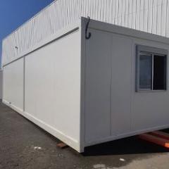 Bâtiment modulaire d'occasion pour stockage