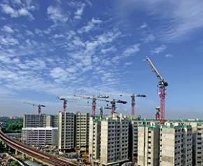 Le gouvernement vise au moins 400.000 nouveaux logements cette année