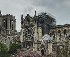 Notre-Dame : objectif d'une réouverture du parvis en mars après un nettoyage