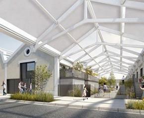 La résidence Les Allumettières reçoit le Grand Prix de l'Architecture 2019