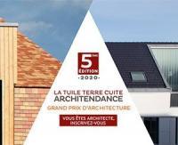 Lancement du concours La Tuile Terre Cuite Architendance