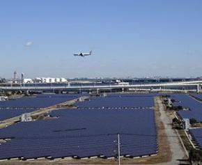 Les aéroports parisiens bientôt alimentés en énergie verte à partir de parcs...