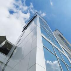 Parement composite de façade