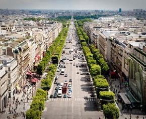 """Une expo et une consultation pour """"réenchanter"""" les Champs-Élysées"""