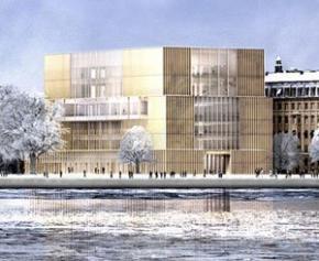 Le projet décrié de Centre Nobel à Stockholm a trouvé son nouveau quartier