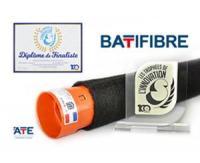 Le Batifibre, grand gagnant des Trophées de l'innovation SAMSE 2020