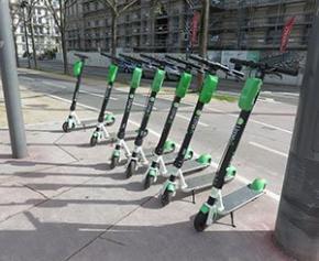 Montréal met fin aux trottinettes électriques