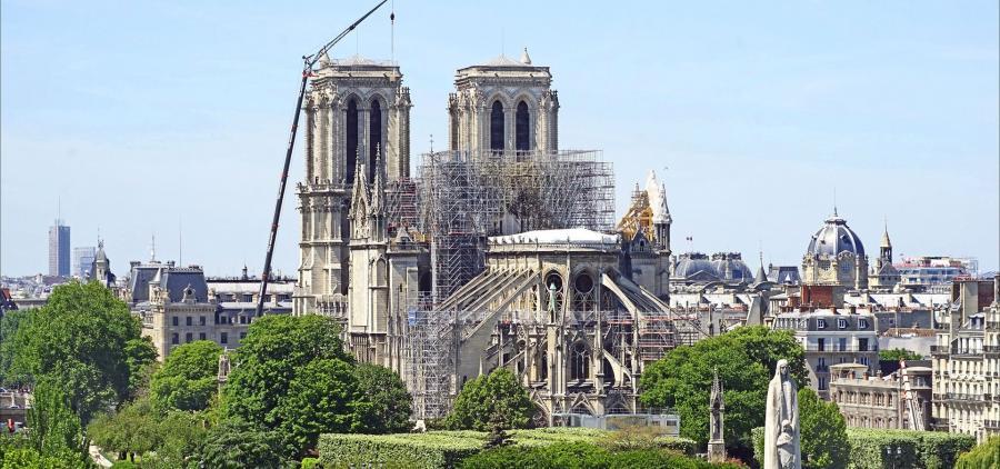 Construiracier s'oppose au CNOA sur la conservation et la restauration de Notre-Dame