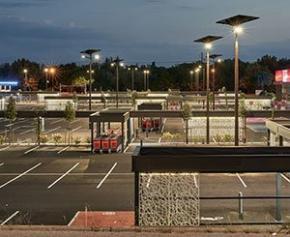 LIDL choisit Fonroche Éclairage pour éclairer ses nouveaux supermarchés