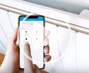 Installer une sortie de câble connectée Céliane with Netatmo sur un radiateur avec fil pilote