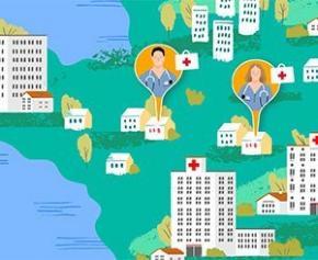 Des logements gratuits sur Airbnb pour les personnels médicaux