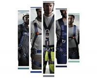 Gamme de protection anti-chutes individuelle pour les métiers du BTP et de l'industrie