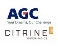 Nouvelle collaboration entre AGC et Citrine Informatics