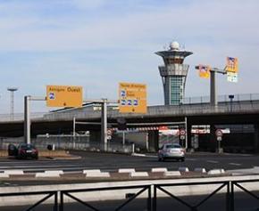 Suspension de l'exploitation de l'aéroport de Paris-Orly à titre temporaire