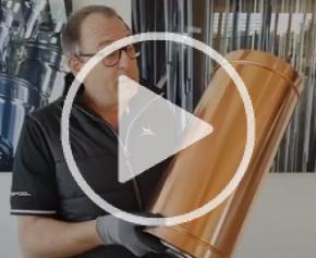 Nouveauté produit : Therminox cuivre