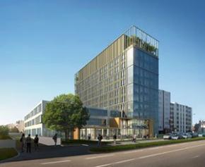 La Tour Sigma à Dijon accueille ses premiers locataires, la phase...