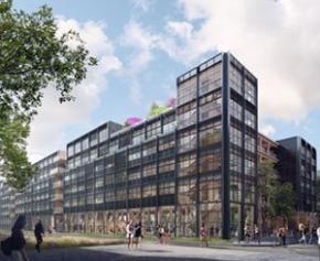 KOZ Architectes choisi pour une résidence étudiante résiliente sur le Campus...