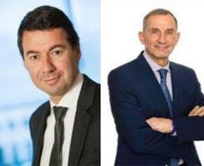 Nomination de Laurent Germain au poste de directeur général d'Egis