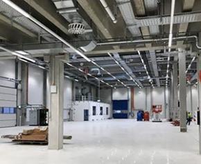 SPIE équipe BMZ Group avec les dernières technologies d'ingénierie du bâtiment