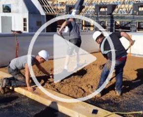 Étude de cas Rooftop Duo™ : chantier de l'école Saint-Médard
