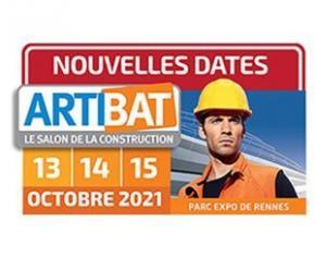 Le salon Artibat est reporté aux 13, 14 et 15 octobre 2021