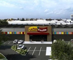 EOL Retail requalifie une friche commerciale au Mans