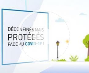 Technal : déconfinés mais protégés face au COVID-19
