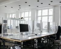 Kineprotect Glass, cloisons vitrées pour la lutte contre la propagation du Covid-19