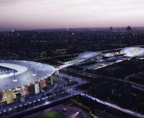 La construction de l'Arena 2 pour les JO Paris-2024 est confiée à Bouygues