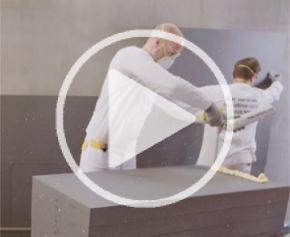 Sto-Turbofix Mini : La mousse polyuréthane qui réduit de 30% le temps de collage du PSE en ITE
