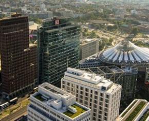SPIE conçoit un nouveau centre de contrôle sur la Potsdamer Platz